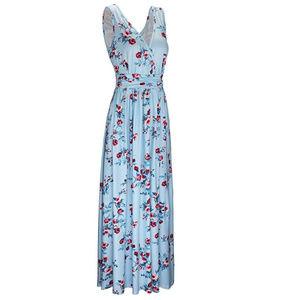 Dresses & Skirts - Long Dress V-Neck